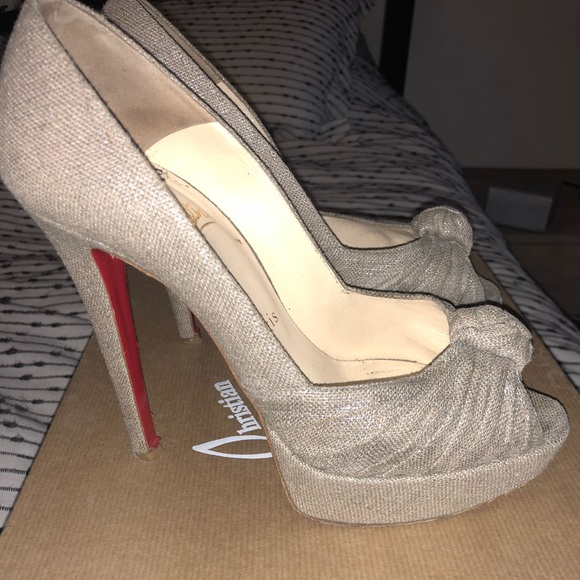 93a651e880a7 Christian Louboutin Shoes - AUTHENTIC Christian Louboutin Greissimo Pumps